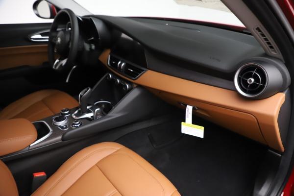 New 2020 Alfa Romeo Giulia Ti Q4 for sale $47,195 at Alfa Romeo of Greenwich in Greenwich CT 06830 22