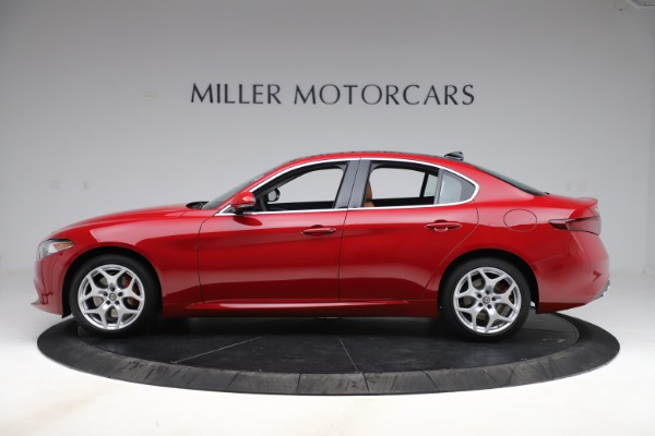 New 2020 Alfa Romeo Giulia Ti Q4 for sale $47,195 at Alfa Romeo of Greenwich in Greenwich CT 06830 3