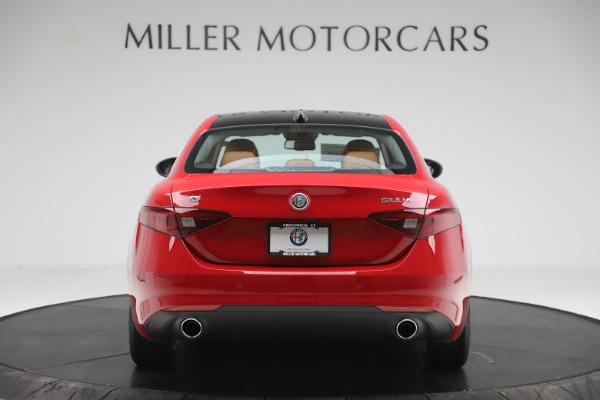New 2020 Alfa Romeo Giulia Ti Q4 for sale $47,195 at Alfa Romeo of Greenwich in Greenwich CT 06830 6