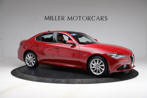 Used 2020 Alfa Romeo Giulia Q4 for sale Sold at Alfa Romeo of Greenwich in Greenwich CT 06830 10