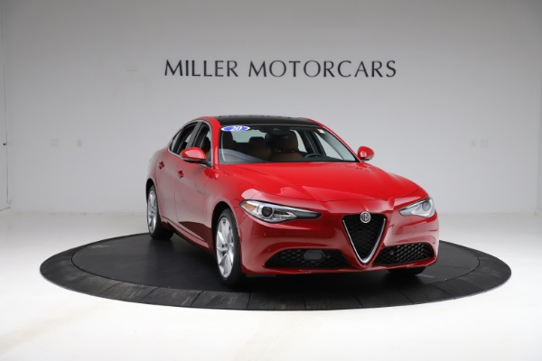 Used 2020 Alfa Romeo Giulia Q4 for sale Sold at Alfa Romeo of Greenwich in Greenwich CT 06830 11