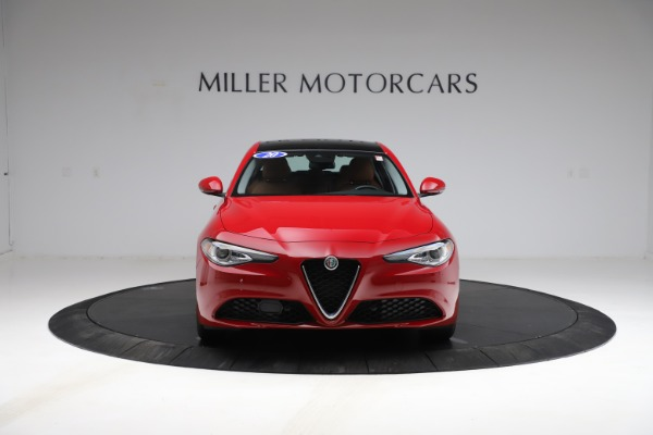 Used 2020 Alfa Romeo Giulia Q4 for sale Sold at Alfa Romeo of Greenwich in Greenwich CT 06830 12