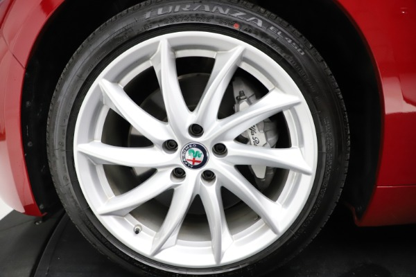 Used 2020 Alfa Romeo Giulia Q4 for sale Sold at Alfa Romeo of Greenwich in Greenwich CT 06830 23