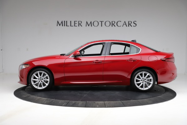 Used 2020 Alfa Romeo Giulia Q4 for sale Sold at Alfa Romeo of Greenwich in Greenwich CT 06830 3