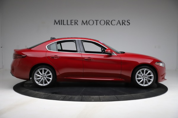 Used 2020 Alfa Romeo Giulia Q4 for sale Sold at Alfa Romeo of Greenwich in Greenwich CT 06830 9
