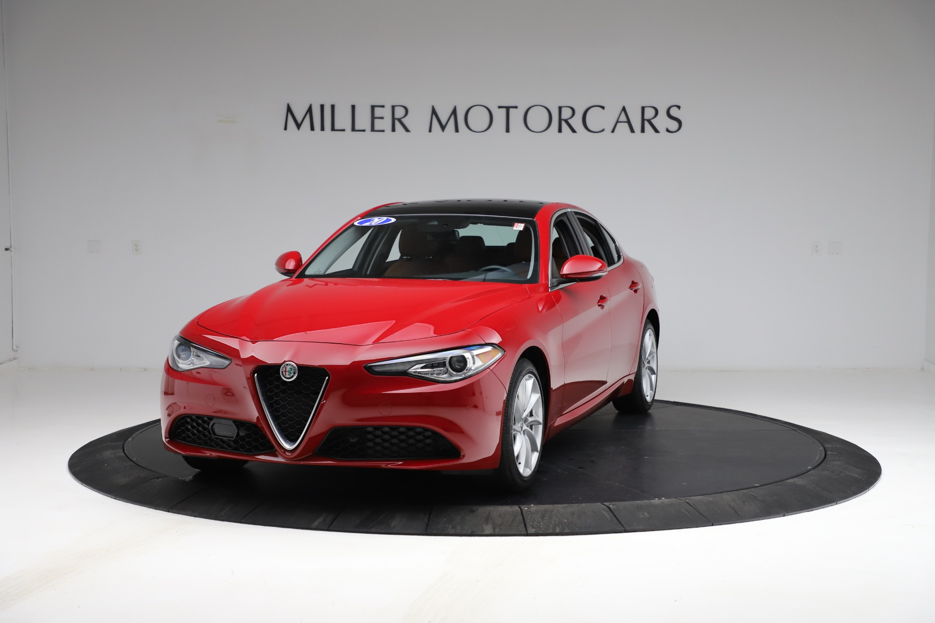 Used 2020 Alfa Romeo Giulia Q4 for sale Sold at Alfa Romeo of Greenwich in Greenwich CT 06830 1