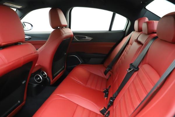 New 2020 Alfa Romeo Giulia Ti Sport Q4 for sale $50,445 at Alfa Romeo of Greenwich in Greenwich CT 06830 18