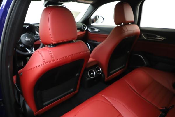 New 2020 Alfa Romeo Giulia Ti Sport Q4 for sale $50,445 at Alfa Romeo of Greenwich in Greenwich CT 06830 19