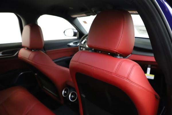 New 2020 Alfa Romeo Giulia Ti Sport Q4 for sale $50,445 at Alfa Romeo of Greenwich in Greenwich CT 06830 27