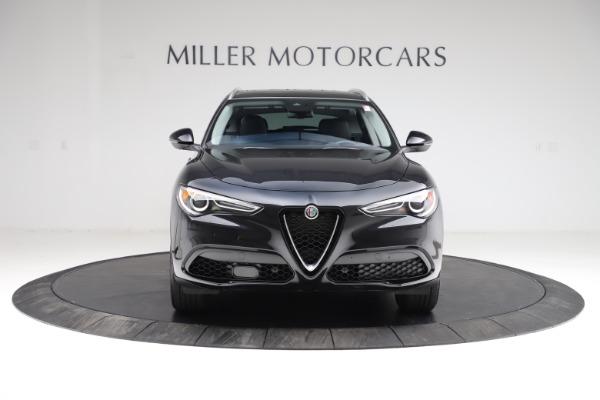 New 2020 Alfa Romeo Stelvio Q4 for sale $36,900 at Alfa Romeo of Greenwich in Greenwich CT 06830 2