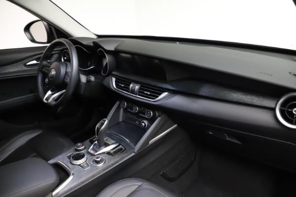 New 2020 Alfa Romeo Stelvio Q4 for sale $36,900 at Alfa Romeo of Greenwich in Greenwich CT 06830 25