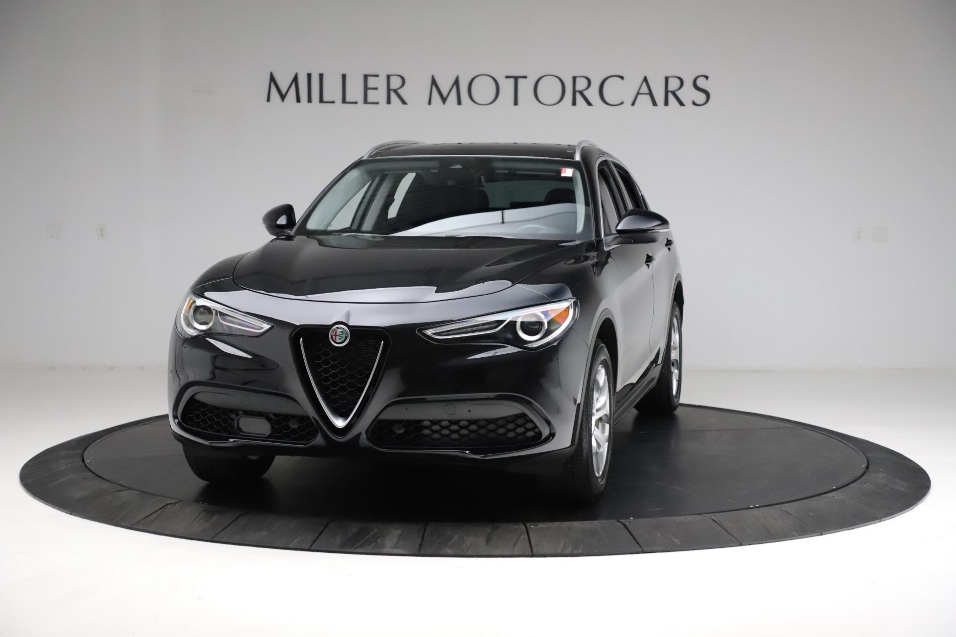 New 2020 Alfa Romeo Stelvio Q4 for sale $36,900 at Alfa Romeo of Greenwich in Greenwich CT 06830 1