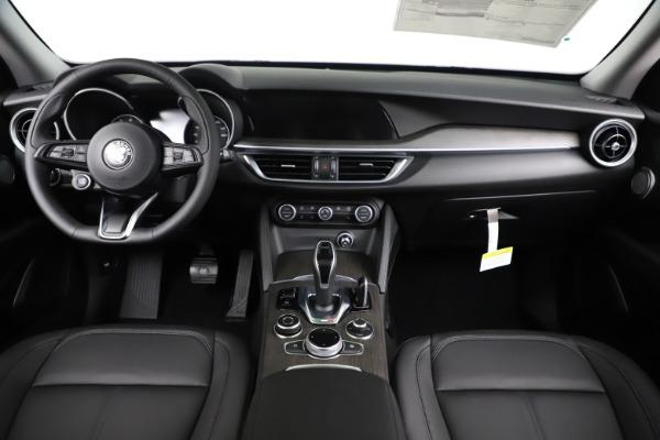 New 2020 Alfa Romeo Stelvio Ti Q4 for sale $52,145 at Alfa Romeo of Greenwich in Greenwich CT 06830 16