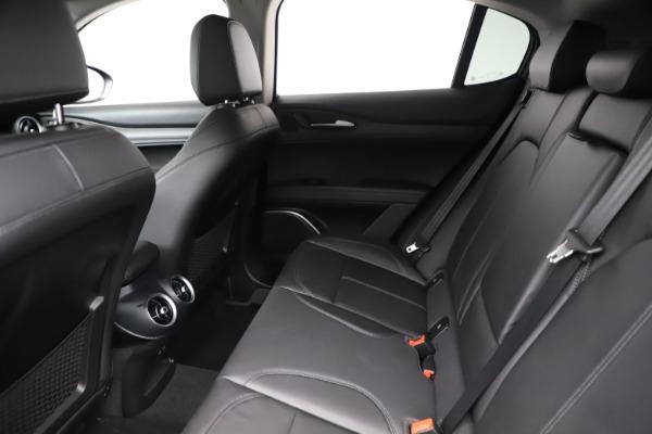 New 2020 Alfa Romeo Stelvio Ti Q4 for sale $52,145 at Alfa Romeo of Greenwich in Greenwich CT 06830 19