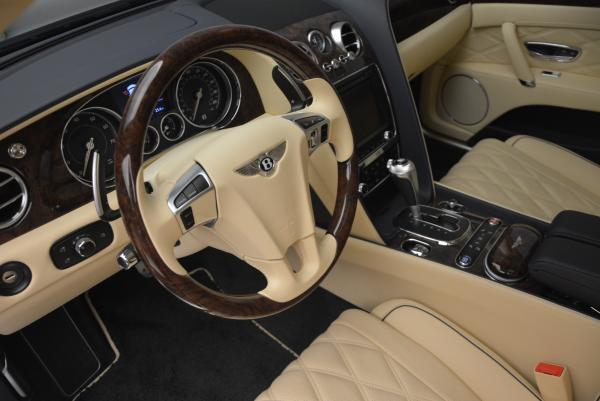 Used 2016 Bentley Flying Spur W12 for sale Sold at Alfa Romeo of Greenwich in Greenwich CT 06830 13