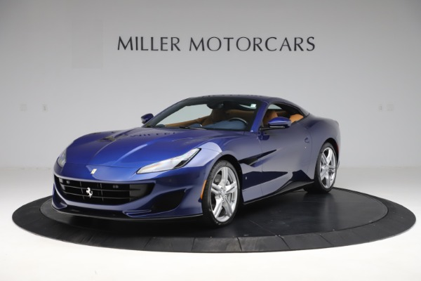 Used 2019 Ferrari Portofino for sale $234,900 at Alfa Romeo of Greenwich in Greenwich CT 06830 13