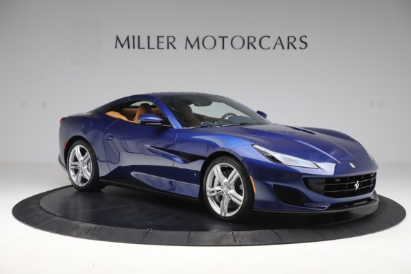Used 2019 Ferrari Portofino for sale $234,900 at Alfa Romeo of Greenwich in Greenwich CT 06830 18