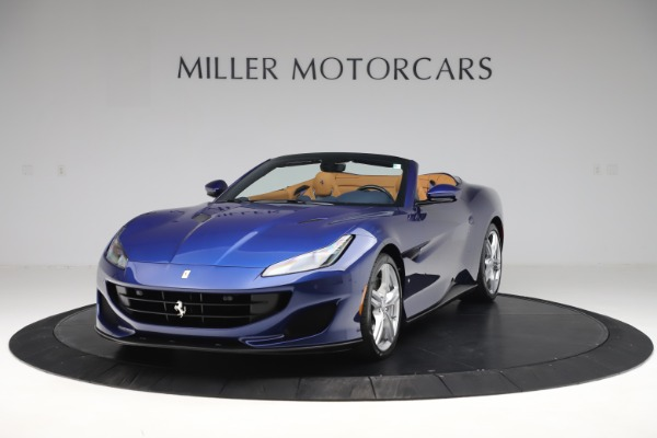 Used 2019 Ferrari Portofino for sale $234,900 at Alfa Romeo of Greenwich in Greenwich CT 06830 1