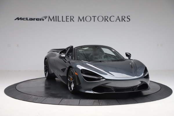 New 2020 McLaren 720S Spider Performance for sale $384,930 at Alfa Romeo of Greenwich in Greenwich CT 06830 10