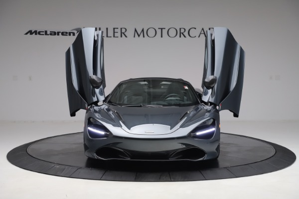 New 2020 McLaren 720S Spider Performance for sale $384,930 at Alfa Romeo of Greenwich in Greenwich CT 06830 12