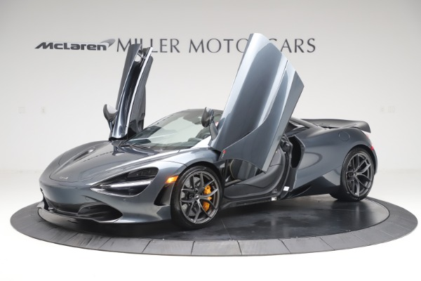 New 2020 McLaren 720S Spider Performance for sale $384,930 at Alfa Romeo of Greenwich in Greenwich CT 06830 13