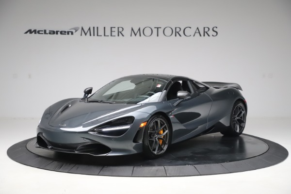New 2020 McLaren 720S Spider Performance for sale $384,930 at Alfa Romeo of Greenwich in Greenwich CT 06830 14