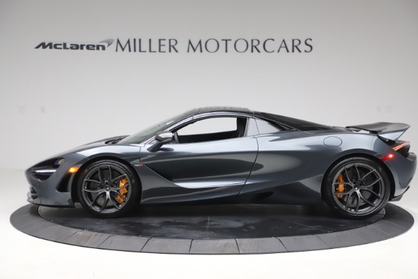 New 2020 McLaren 720S Spider Performance for sale $384,930 at Alfa Romeo of Greenwich in Greenwich CT 06830 15