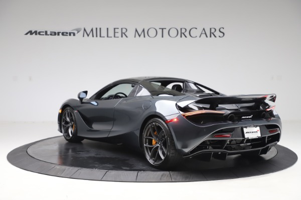 New 2020 McLaren 720S Spider Performance for sale $384,930 at Alfa Romeo of Greenwich in Greenwich CT 06830 16