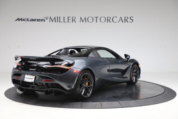 New 2020 McLaren 720S Spider Performance for sale $384,930 at Alfa Romeo of Greenwich in Greenwich CT 06830 18