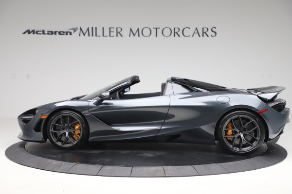 New 2020 McLaren 720S Spider Performance for sale $384,930 at Alfa Romeo of Greenwich in Greenwich CT 06830 2