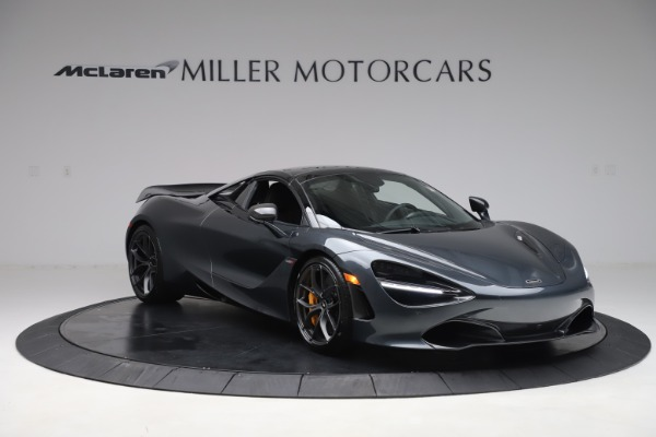 New 2020 McLaren 720S Spider Performance for sale $384,930 at Alfa Romeo of Greenwich in Greenwich CT 06830 20