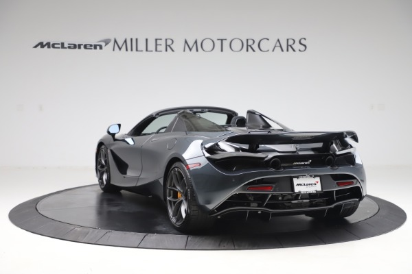 New 2020 McLaren 720S Spider Performance for sale $384,930 at Alfa Romeo of Greenwich in Greenwich CT 06830 4