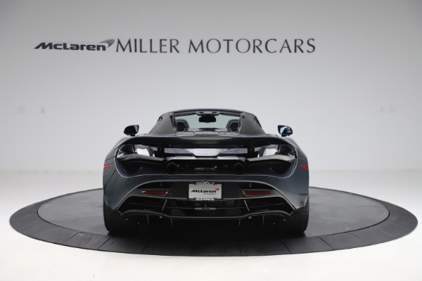New 2020 McLaren 720S Spider Performance for sale $384,930 at Alfa Romeo of Greenwich in Greenwich CT 06830 5