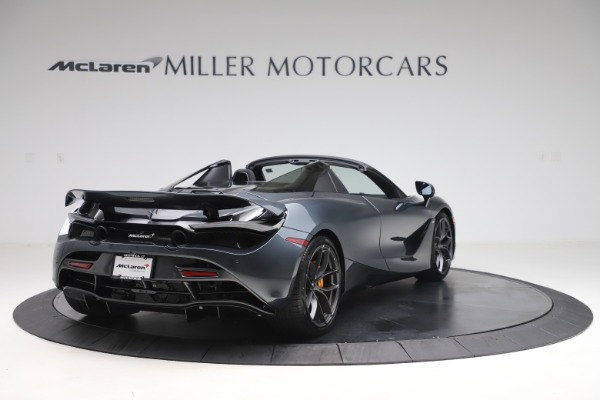 New 2020 McLaren 720S Spider Performance for sale $384,930 at Alfa Romeo of Greenwich in Greenwich CT 06830 6