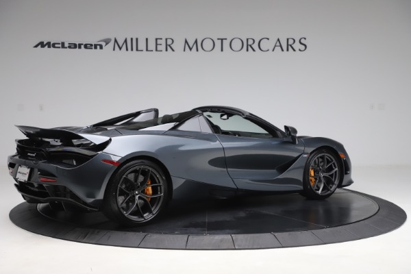 New 2020 McLaren 720S Spider Performance for sale $384,930 at Alfa Romeo of Greenwich in Greenwich CT 06830 7