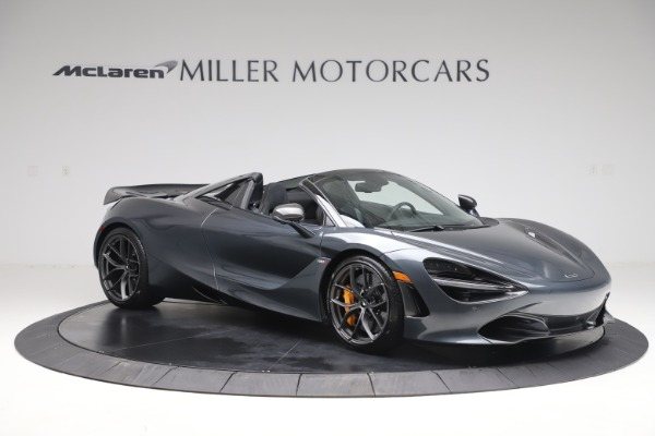 New 2020 McLaren 720S Spider Performance for sale $384,930 at Alfa Romeo of Greenwich in Greenwich CT 06830 9
