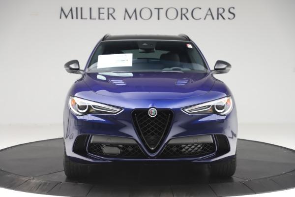 New 2020 Alfa Romeo Stelvio Quadrifoglio for sale $88,845 at Alfa Romeo of Greenwich in Greenwich CT 06830 12