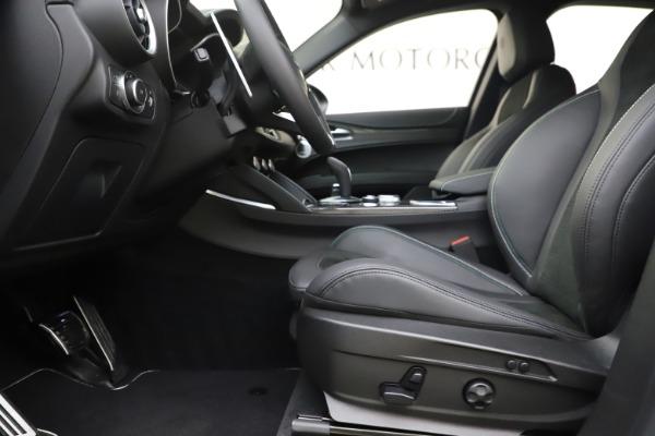 New 2020 Alfa Romeo Stelvio Quadrifoglio for sale $88,845 at Alfa Romeo of Greenwich in Greenwich CT 06830 14