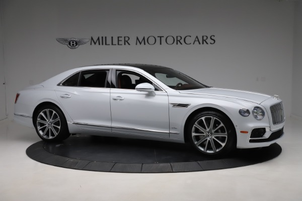 New 2020 Bentley Flying Spur W12 for sale $277,790 at Alfa Romeo of Greenwich in Greenwich CT 06830 10