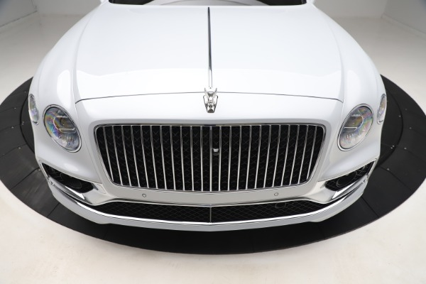 New 2020 Bentley Flying Spur W12 for sale Sold at Alfa Romeo of Greenwich in Greenwich CT 06830 14