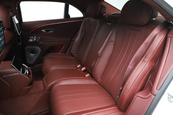 New 2020 Bentley Flying Spur W12 for sale $277,790 at Alfa Romeo of Greenwich in Greenwich CT 06830 28