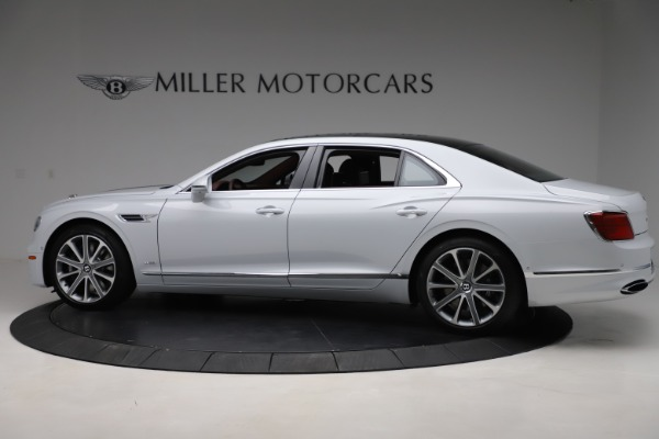 New 2020 Bentley Flying Spur W12 for sale Sold at Alfa Romeo of Greenwich in Greenwich CT 06830 4