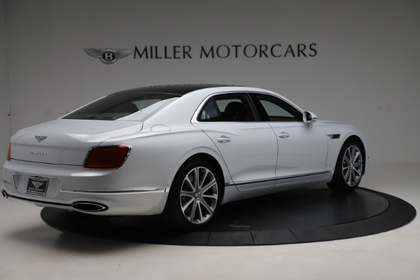 New 2020 Bentley Flying Spur W12 for sale $277,790 at Alfa Romeo of Greenwich in Greenwich CT 06830 8