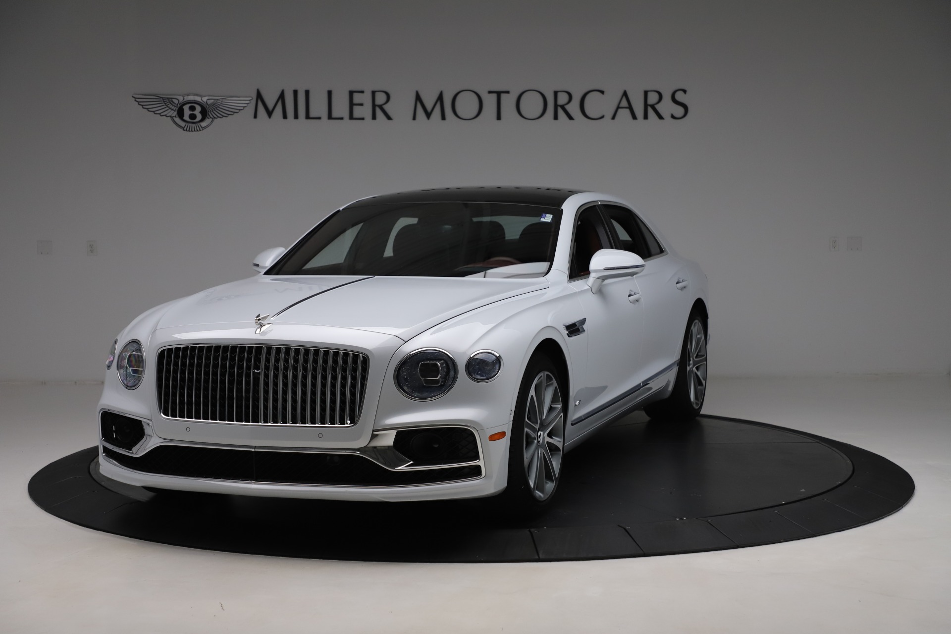 New 2020 Bentley Flying Spur W12 for sale Sold at Alfa Romeo of Greenwich in Greenwich CT 06830 1