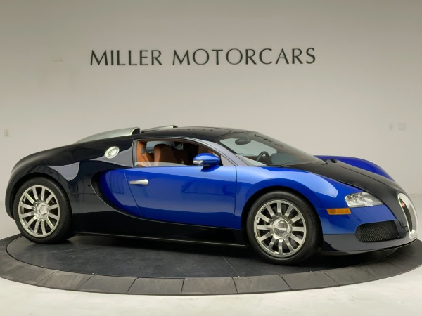 Used 2008 Bugatti Veyron 16.4 Base for sale Call for price at Alfa Romeo of Greenwich in Greenwich CT 06830 11