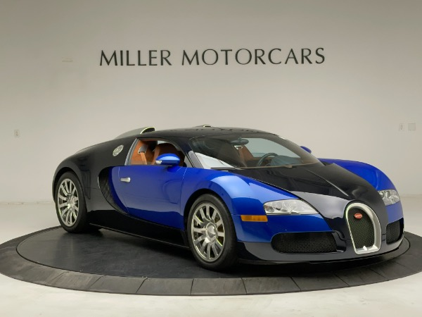 Used 2008 Bugatti Veyron 16.4 Base for sale Call for price at Alfa Romeo of Greenwich in Greenwich CT 06830 12