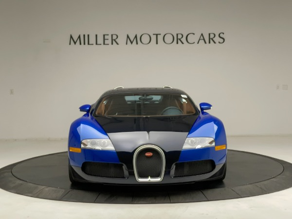 Used 2008 Bugatti Veyron 16.4 Base for sale Call for price at Alfa Romeo of Greenwich in Greenwich CT 06830 13