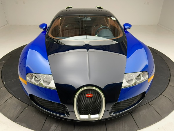 Used 2008 Bugatti Veyron 16.4 Base for sale Call for price at Alfa Romeo of Greenwich in Greenwich CT 06830 14