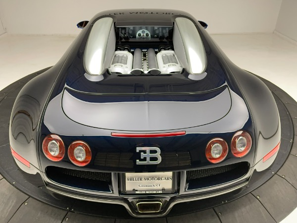 Used 2008 Bugatti Veyron 16.4 Base for sale Call for price at Alfa Romeo of Greenwich in Greenwich CT 06830 15