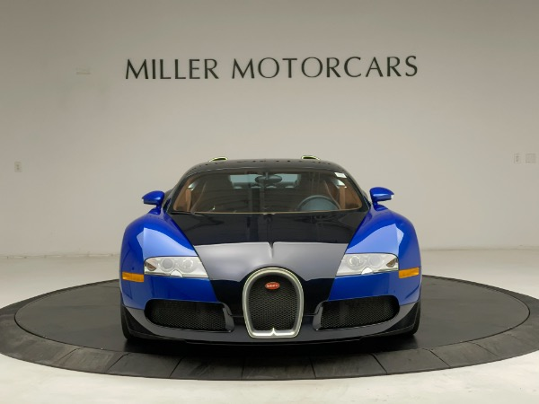 Used 2008 Bugatti Veyron 16.4 Base for sale Call for price at Alfa Romeo of Greenwich in Greenwich CT 06830 3